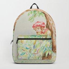 Julie Depressed Backpack