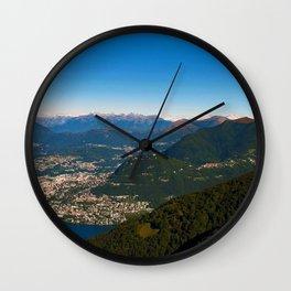 Sighignola Wall Clock