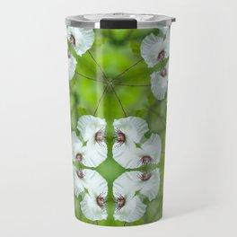 Silky Camellia Travel Mug