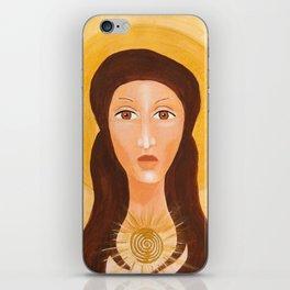 Goddess no 17 iPhone Skin