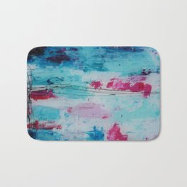 Softeness Pastel Bath Mat