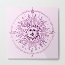 Rose Colored Dreams Metal Print
