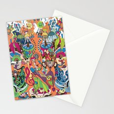 These Sounds Fall into My Mind Stationery Cards