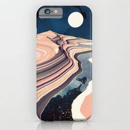 Desert Reflection iPhone Case