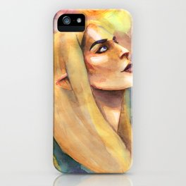 Leilah | the Inferni iPhone Case