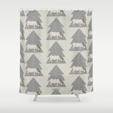 Pattern Reno Shower Curtain