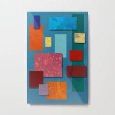Abstract #324 Metal Print