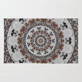 Stone Ridge Kaleidoscope Rug