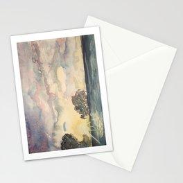 Palau Sunset Stationery Cards