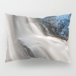 Blackwater Falls - Winter Sphinx Pillow Sham