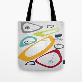 Mid Century Modern Art Tote Bag