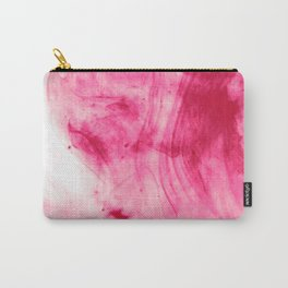 Purple Wind Carry-All Pouch