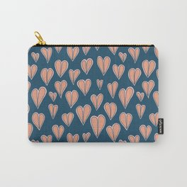 Heart Doodles 03 Carry-All Pouch