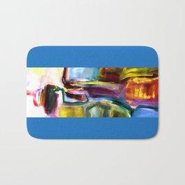 colour obsession no.5 Bath Mat