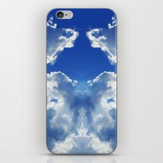 What Do You See #2 iPhone & iPod Skin