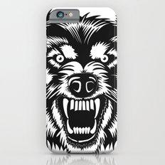 big bad wolf II iPhone 6s Slim Case