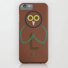 O- owl iPhone 6s Slim Case