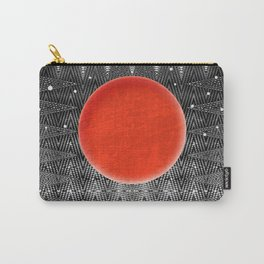 Bodacious Blood Moon Carry-All Pouch