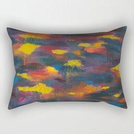 Autumn Falling II Rectangular Pillow