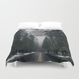 Forest Way Duvet Cover