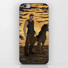 Riddick and Escape Artist iPhone Skin