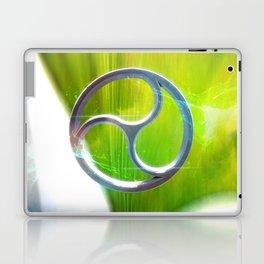 Sacred Geometry - Trinity 03 Laptop & iPad Skin