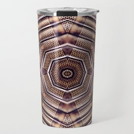 Knowledge Mandala for Inner Wisdom Travel Mug