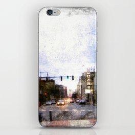A Street in Cambridge iPhone Skin