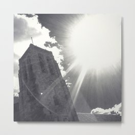 #Photo #223 Love our warm #Star the Sun Metal Print