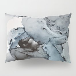 Smoke Show - Alcohol Ink Painting Pillow Sham