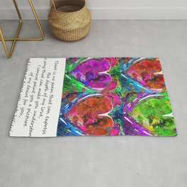 Romantic Art - Completely Yours - By Sharon Cummings Rug