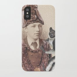 Salvaged Relatives (04) iPhone Case