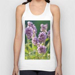 Lavender 0129 Unisex Tank Top