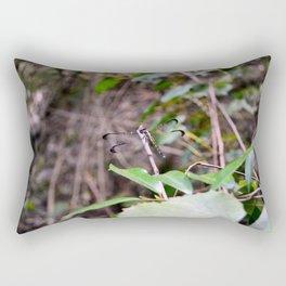 great blue skimmer Rectangular Pillow