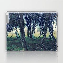 Trees in Golden Gate Park Laptop & iPad Skin