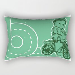cruisin'  Rectangular Pillow