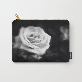 Pink Roses in Anzures 1 Dark Carry-All Pouch
