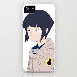 Hinata Hyuga iPhone Case