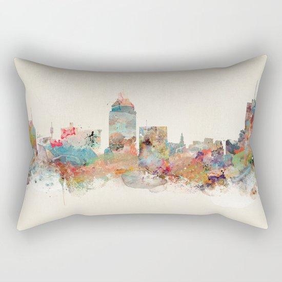 fresno california Rectangular Pillow