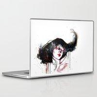 burlesque Laptop & iPad Skins featuring Burlesque by Chelsea Brouillette