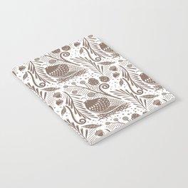 California Quail (Cocoa) Notebook