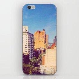 Morning in NYC iPhone Skin