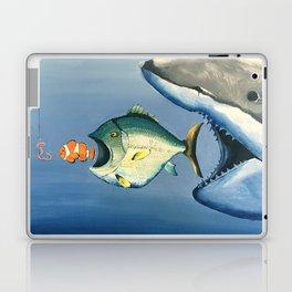 Fish Bait Laptop & iPad Skin