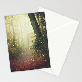 Forest of Miracles and Wonder Stationery Cards