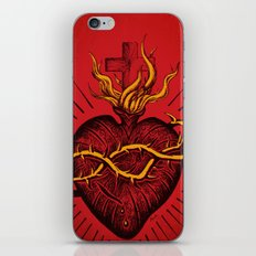 Bleeding Heart iPhone & iPod Skin