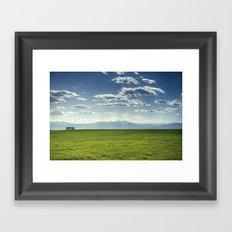 Your World Framed Art Print