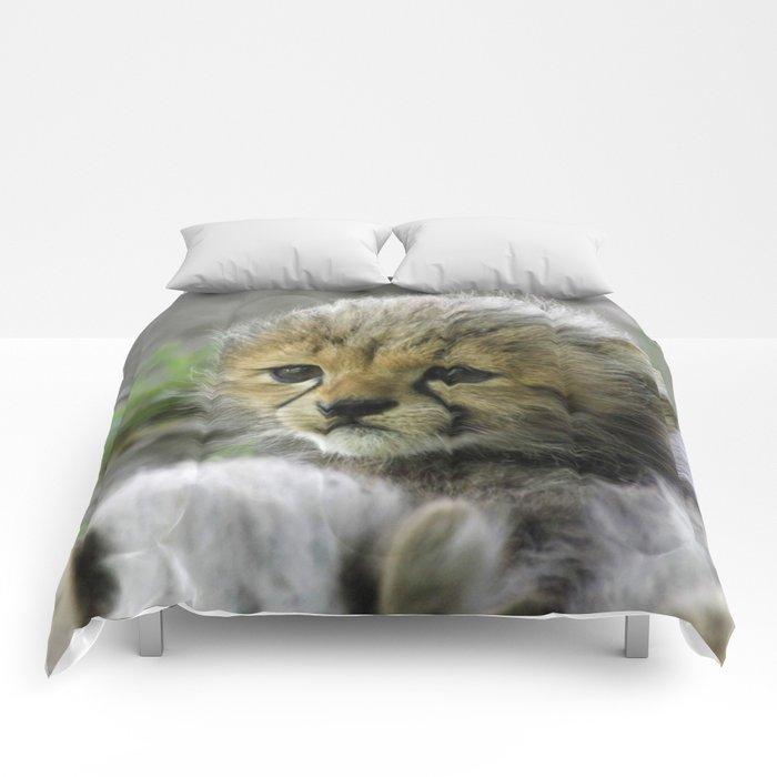 Cheetah20150908 Comforters