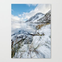 Broken Water Canvas Print