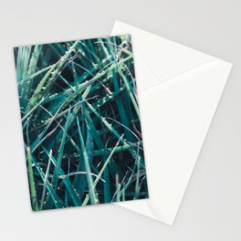 Greenish Stationery Cards