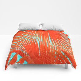 Flame Frenzy Comforters